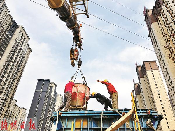 国庆期间 地铁1号线、王城大道快速路、瀍涧大道等不停工