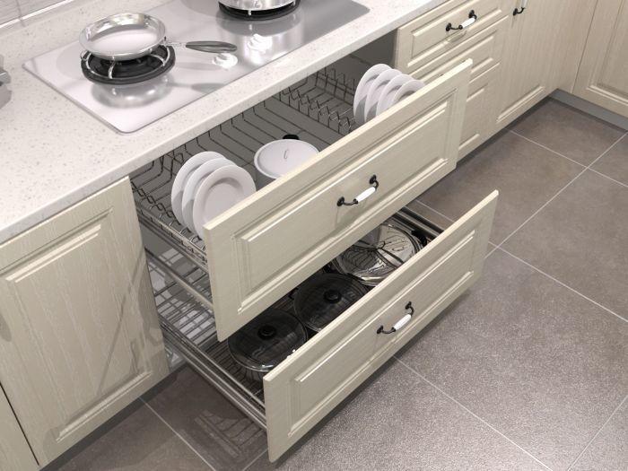 多款厨房装修小技巧