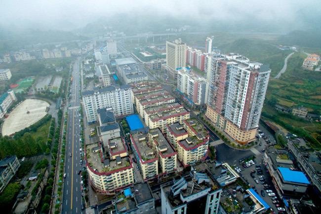 咸丰县前10月商品房销售924套 成交面积11.14万方