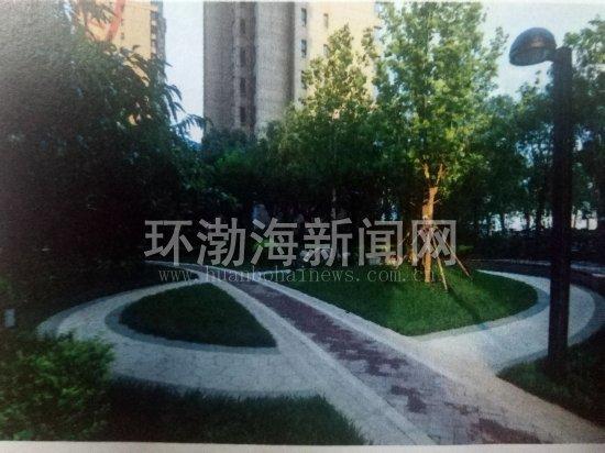 唐山:路南6个小区被评为省级园林式居住小区