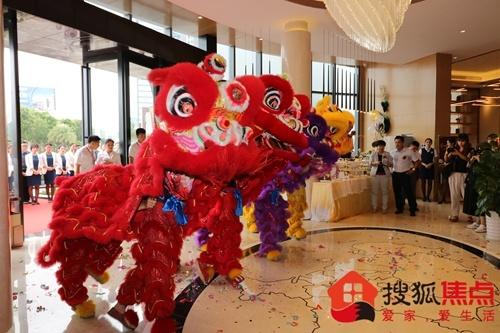 阳光力量 引爆港城|阳光城湛江城市展厅8月28日璨丽开放