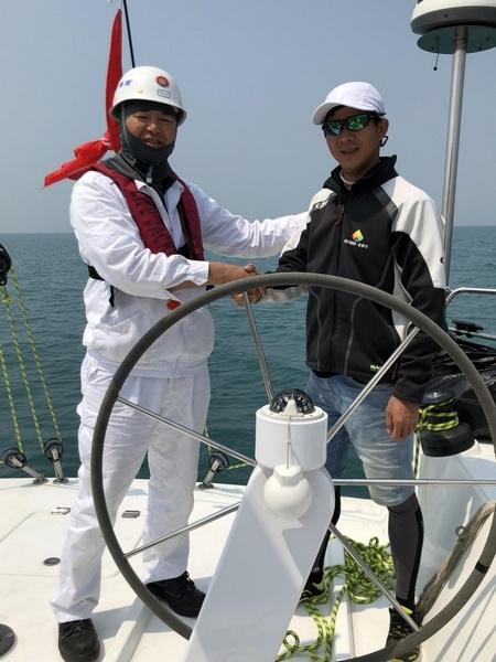 【海帆赛】南海救助局快速反应 成功帮助西线拉力赛受困船只解围