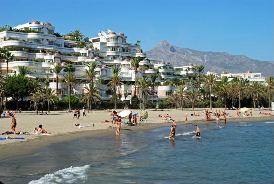 大海、沙滩、游轮、F1赛车...... 戛纳同款蓝海湾生活