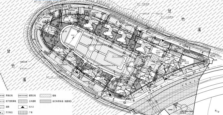电建佛山首子规划出炉: 13座住宅+商业广场 合计1180户