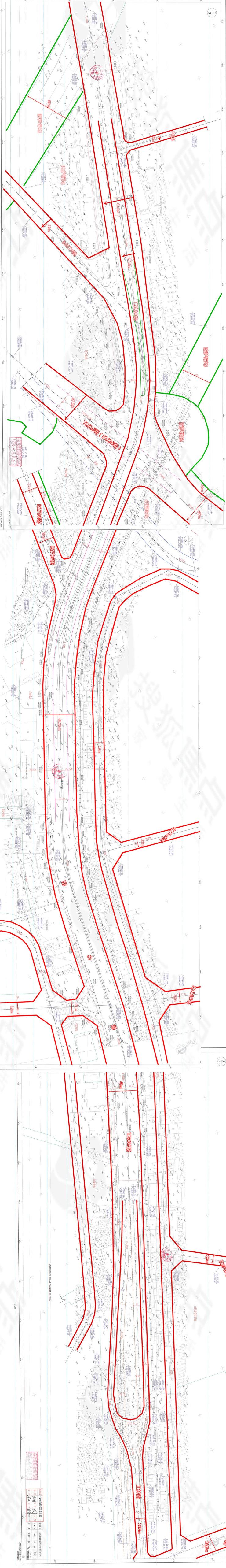 投资19亿 工期36个月 兰州五星坪高架桥工程设计平面图公示