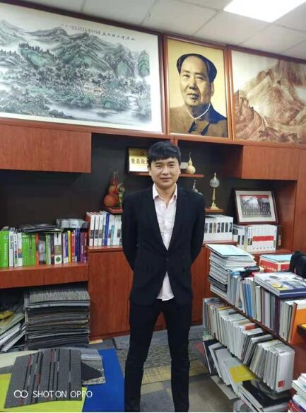 專訪中國文雅PVC地板物流部部長吳漢:用努力成就無憾人生