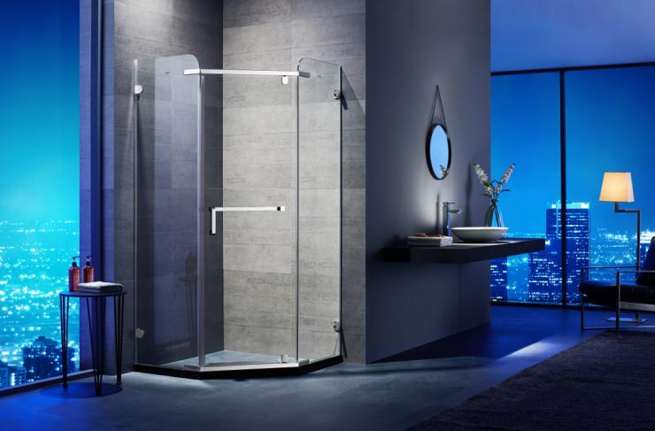 德莉玛研发创新淋浴房,顺应供给侧改革