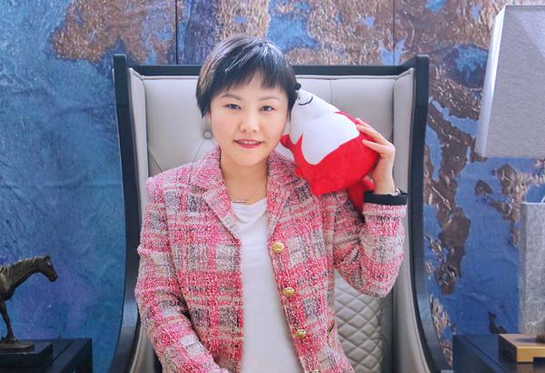 专访天山集团吴培培:娱乐营销 更看中好产品带来的居住体验性