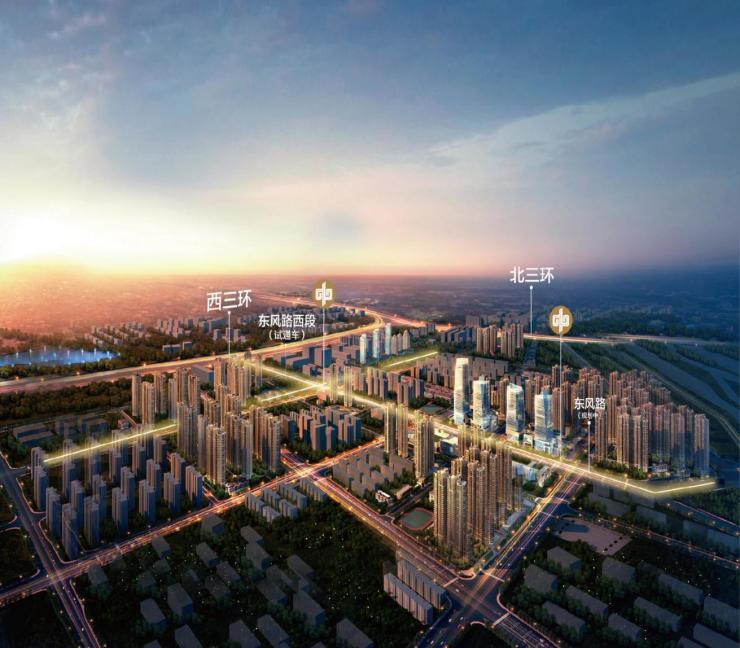 从郑州老城区五大片区看五龙口的变化与价值