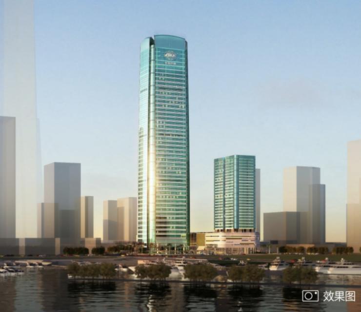 横琴之心·擎动世界 中国铁建大厦营销中心盛世启幕