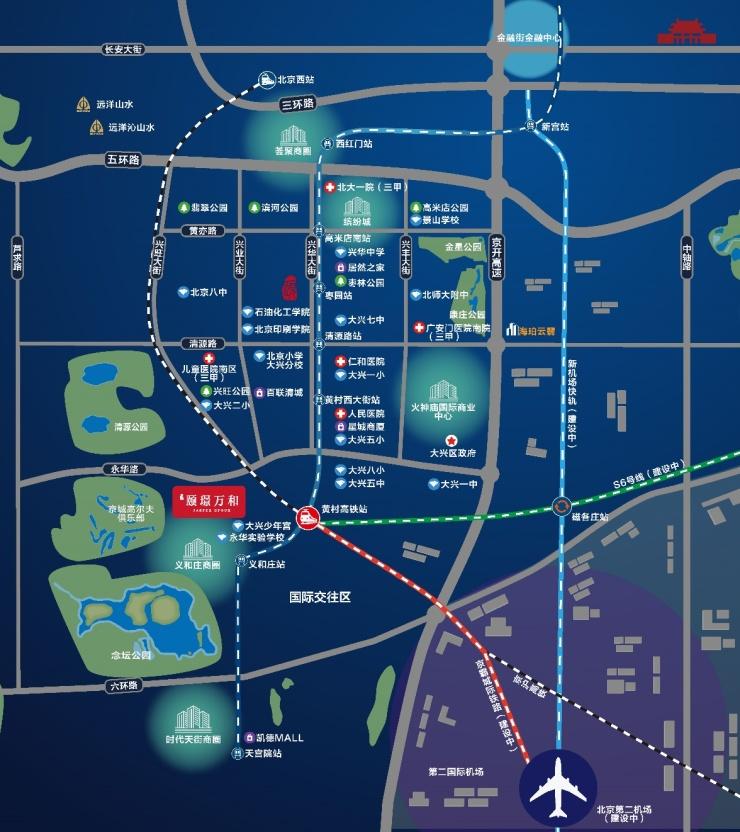 雄安崛起,擘划出一条北京国运轴