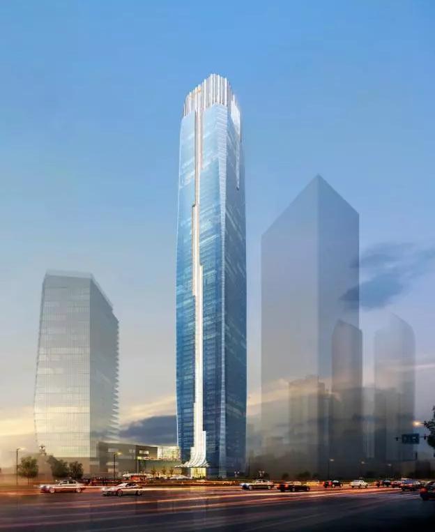 世茂环球金融中心:巧筑天工,点亮长沙世界商务封面