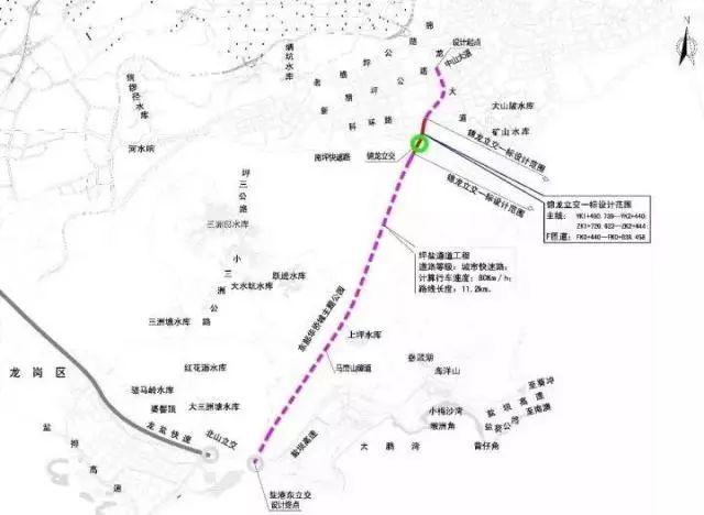 深圳最美观景隧道即将开通,盐田坪山龙岗真正成为一小时经济圈