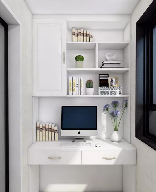 定制阳台柜怎么设计更实用?这三个方案值得参考