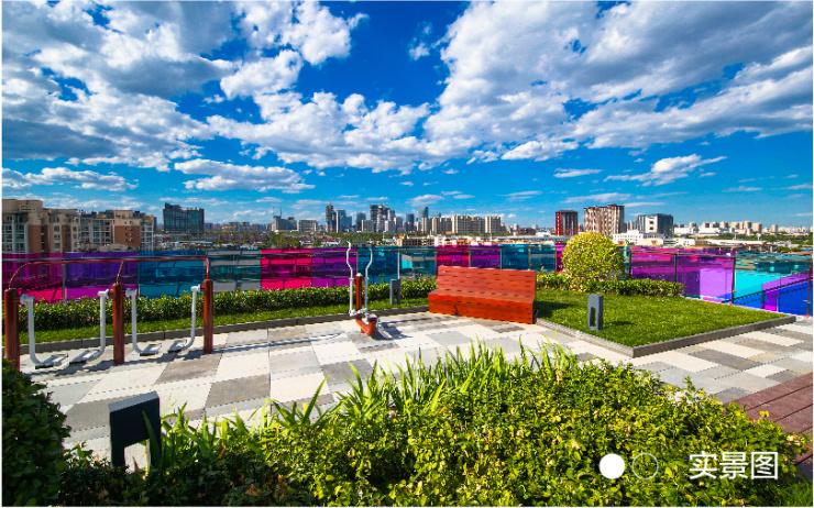 北京龍湖西宸廣場革新商務體驗 綠色建筑成企業辦公首選