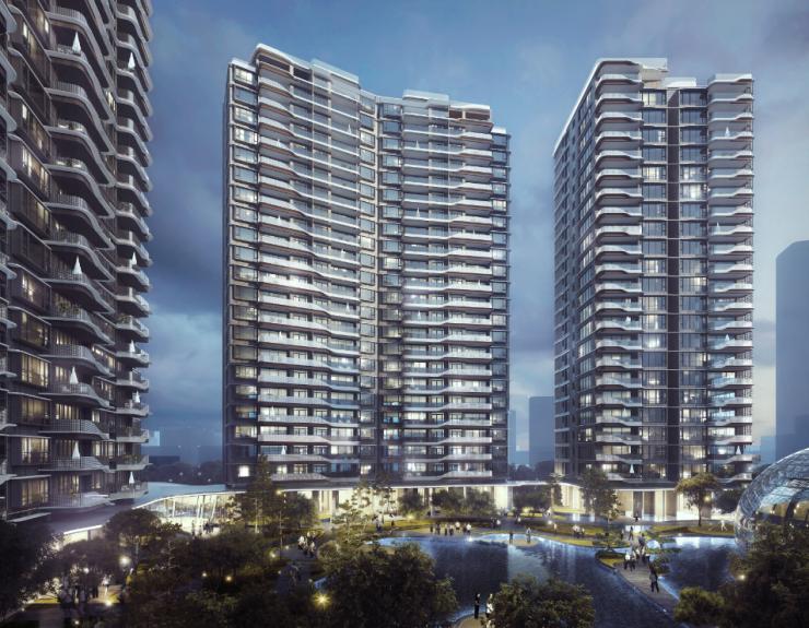 成都主城区215套住宅即将入市,卫生间都比你家卧室大!