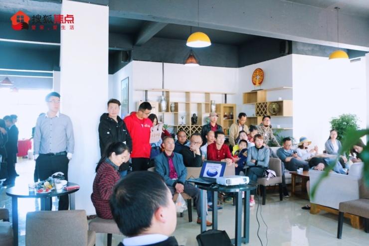 龙湖半山营销中心开放 呈贡高铁公园大盘盛大启幕