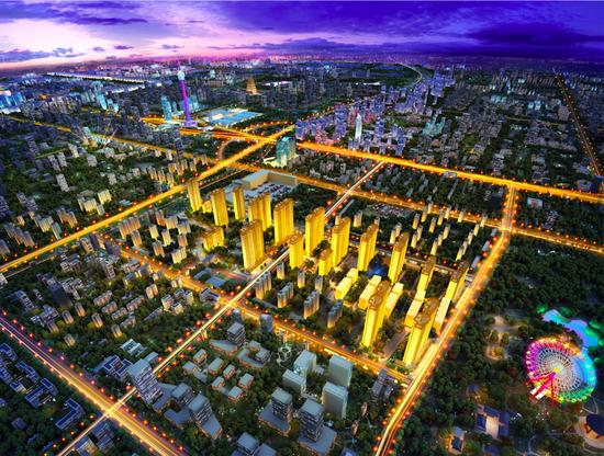 龙湖·紫宸:人文城南,给成长一个高起点