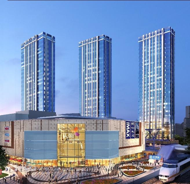 长安天街洞悉城市发展方向,占据京西引爆全城