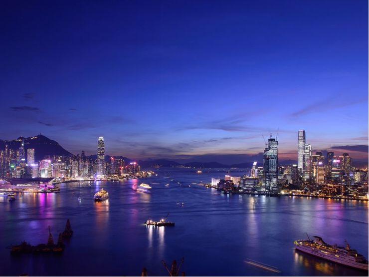 武汉5站高铁直通香港,最全通关游玩攻略在这里