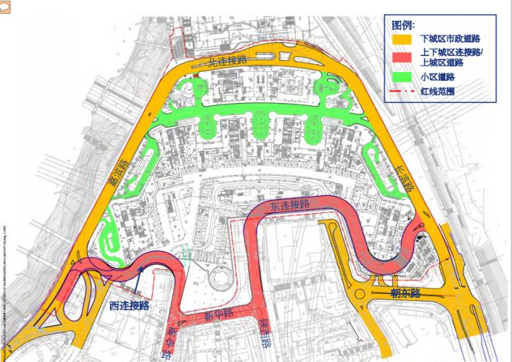重庆来福士深度披露交通规划,构筑城市大型交通生态系统