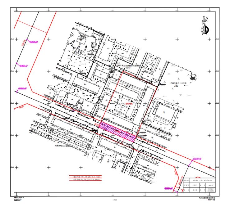 西固区老年人养护院及文化活动中心规划选址公示
