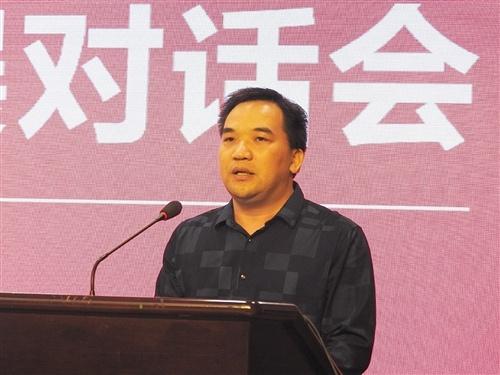 """政府媒体企业共话""""一城锦绣南宁东"""""""