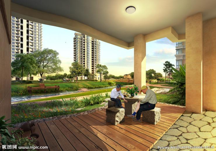 恒大御景湾 三至四房典藏美宅,打造业主们的公共客厅!