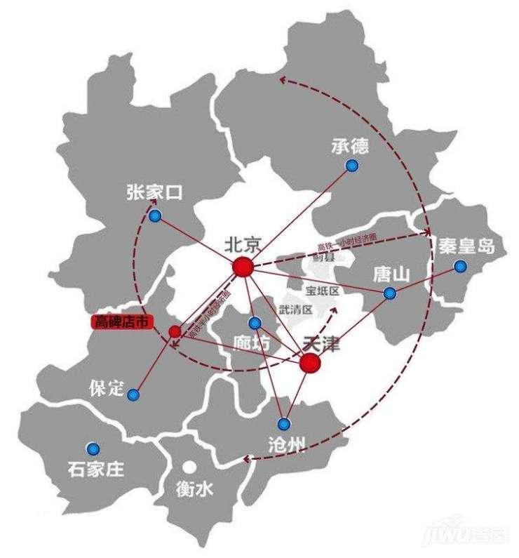 京雄轴芯优越区位,列车新城敬献绿色建筑样板