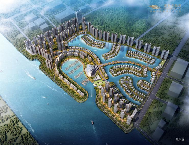 启航国际游艇生活,龙光·天琅湾营销中心盛大开放