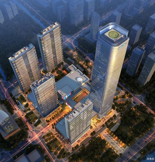 崛起未来,开创杭州新商务时代