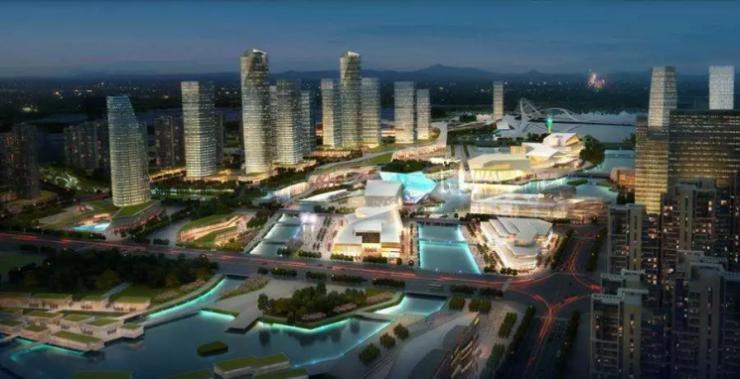碧桂园智慧未来城:比山竹更让人关注的竟然是它?