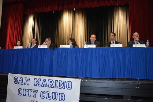 洛杉矶圣玛利诺教委选战 2名华裔寻求连任