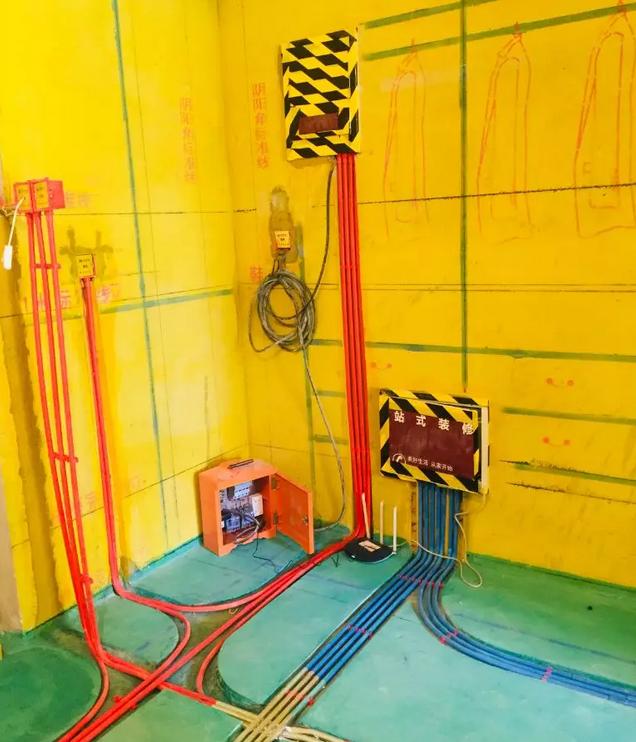 看工地验收标准就知道你家水电规不规——牛角监监理装修施工指南