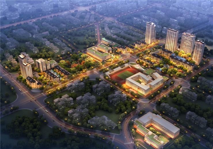 首都商务新区规划落定,丰台再站发展风口