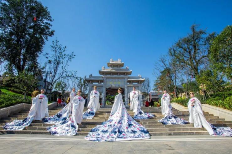 郴州国庆旅游火爆 文旅项目将迎来高速发展