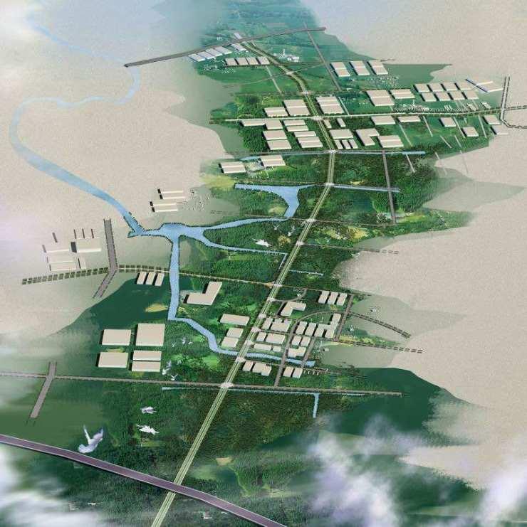 """龙湖北清路新作 用""""自然""""刷新城市商务观"""
