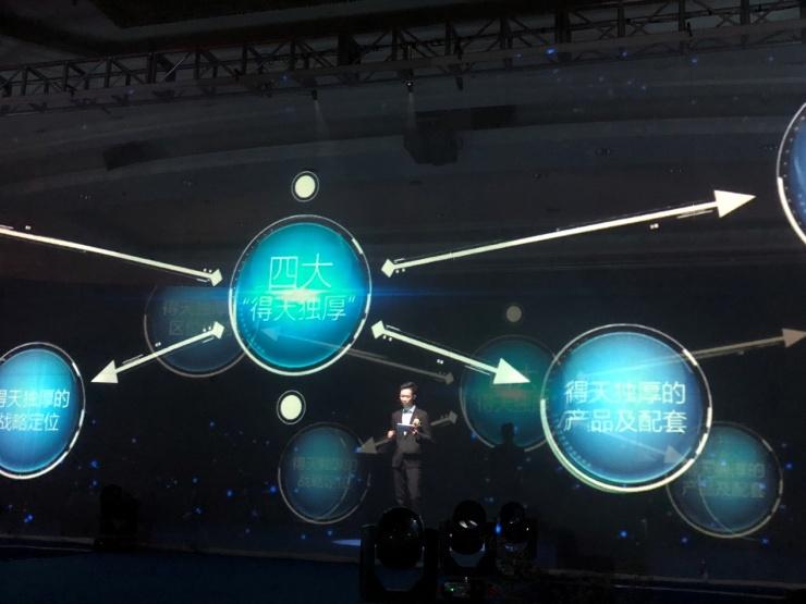 碧桂园·佛山双子星城全球首发盛典,惊艳绽放