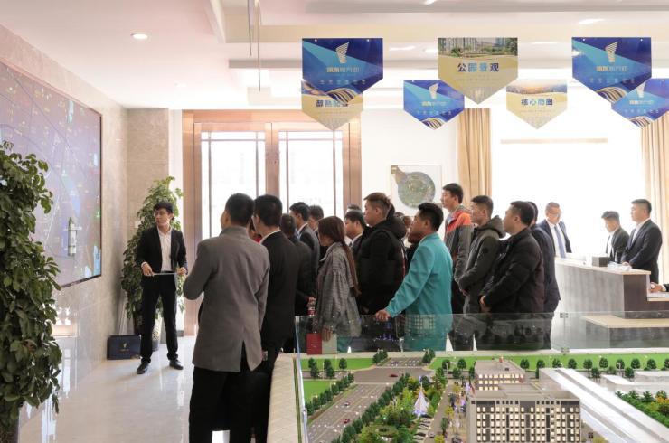 贝壳银川站新房经纪人启动大会在领东新天地成功举办