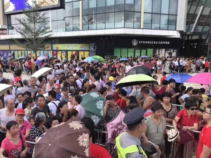 珠海奥园广场盛大开业 百余家国内外知名品牌亮相