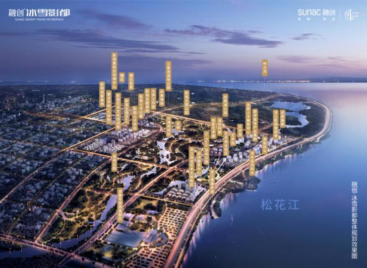 2020年最值得入手的江景房,看完我惊呆了……