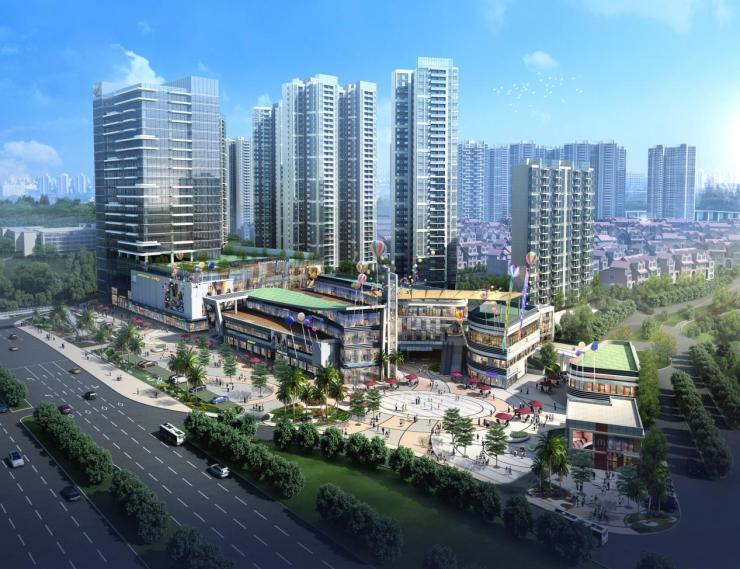 大亚湾又一新商圈即将面市?揭秘第四代商业综合体有何过人之处