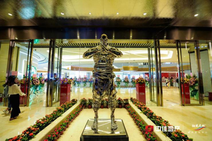 东莞东首个城轨上盖商业综合体——中佳·翔龙天地荣耀启幕