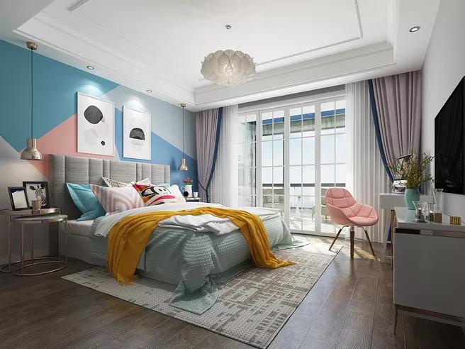 夫妻卧室怎么装修才更浪漫舒适?精明人都会选择这样装修