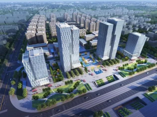 咸宁金融港——金融驱动发展引擎
