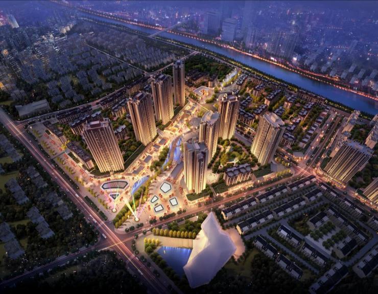 巴南·新鷗鵬教育城,打造中國教育人居示范城
