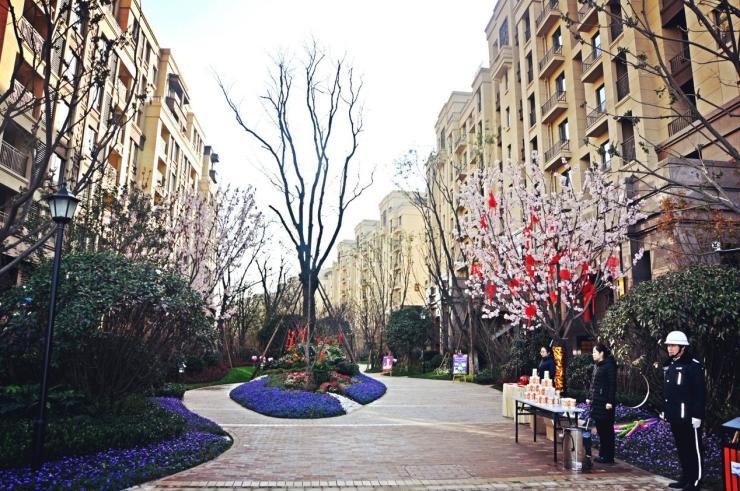 龍湖·香醍璟宸:200億幸福林帶,從此西安看城東