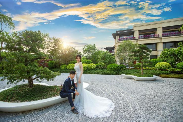【围观】中山最新网红婚纱拍摄基地,浪漫今夏!