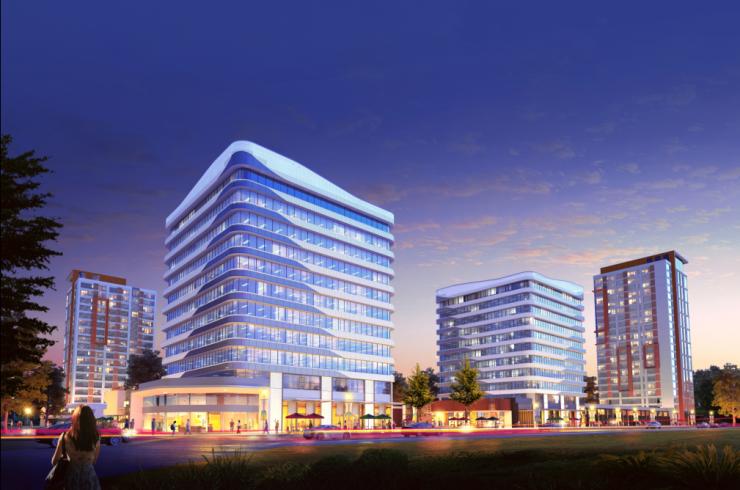 首都新机场,带来商务楼盘的重要机遇