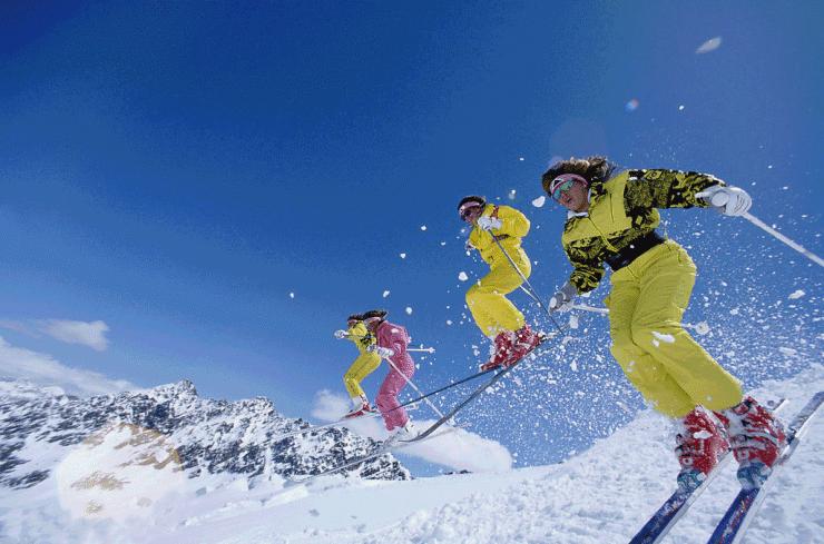 【全城热练】西部长青青少年夏日冰雪体验季